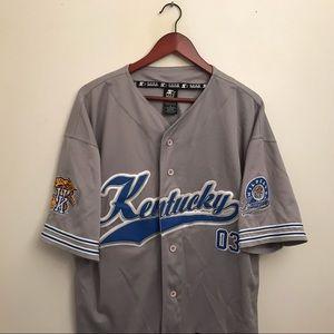 Vintage Starter Kentucky Wild Cats Baseball jersey